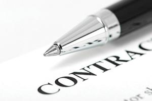 servizi contract