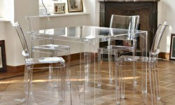 Invisibe table_ Kartell