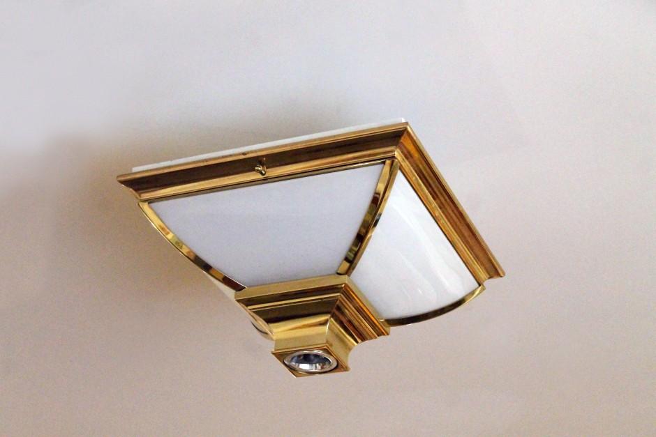 Plafoniera Ottone Vetro : Outlet illuminazione u2013 leonetti arredamenti