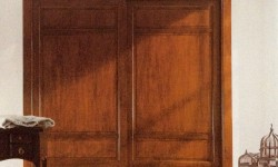 219 Armadio ciliegio classico