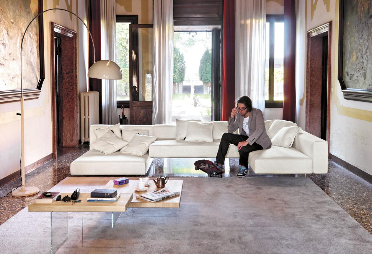Leonetti arredamenti poltrone e divani for Busnelli arredamenti