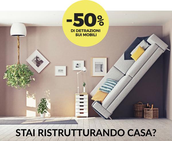 Leonetti arredamenti bonus mobili sfrutta le detrazioni - Sgravi fiscali acquisto mobili ...