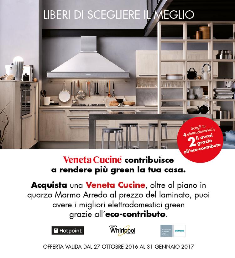 PROMOZIONE 2016/2017 – Veneta Cucine – Leonetti Arredamenti