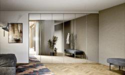 Novamobili-armadio -specchio